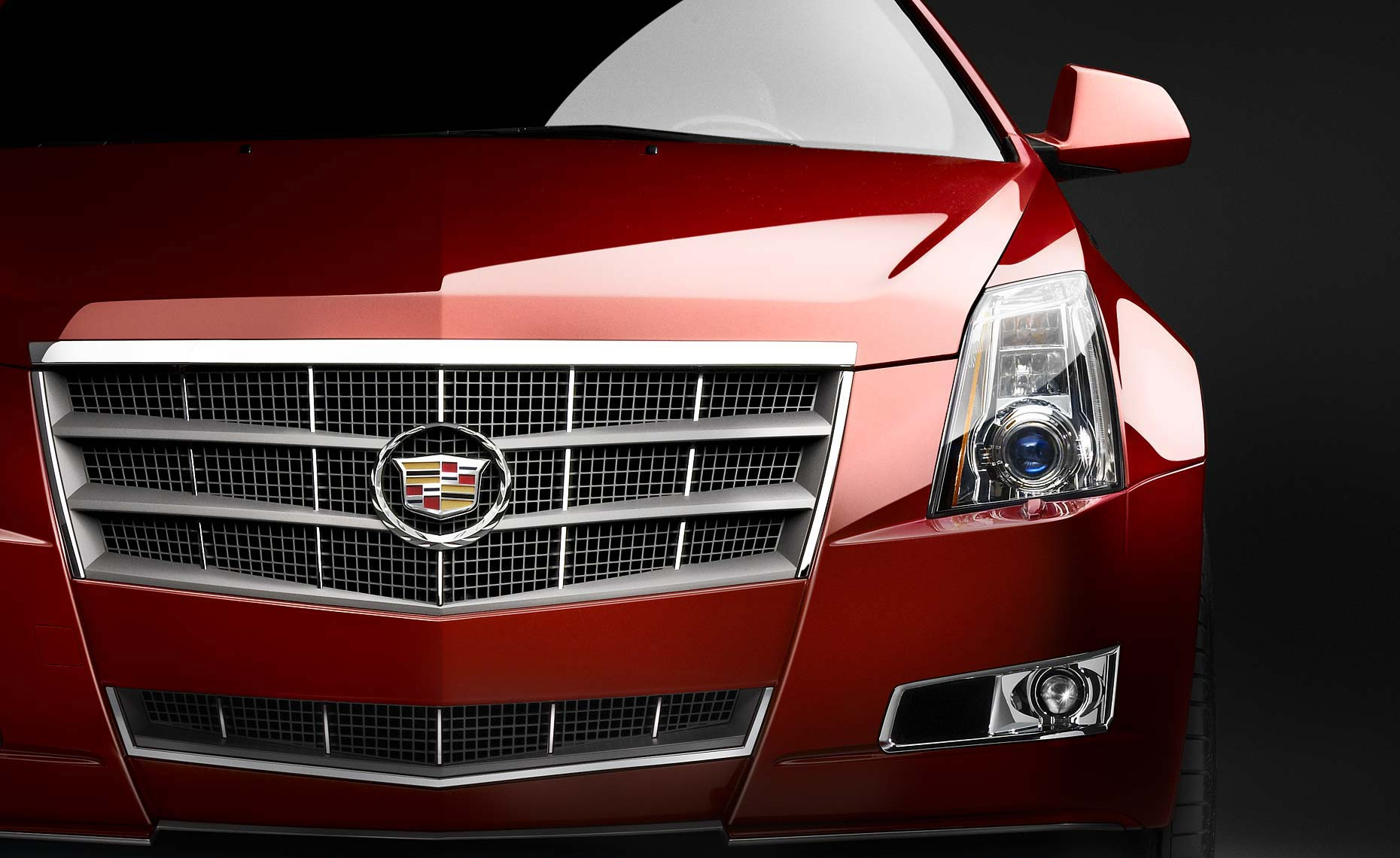 cadillac sts red sedan-dead front.jpg